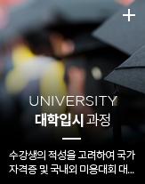 대학입시과정
